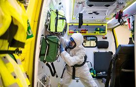 """Stokholmo sveikatos apsaugos vadovas: """"Situacija rimta ir mums reikia pagalbos"""""""