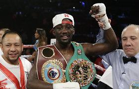 Šviežiai iškeptas pasaulio bokso čempionas pasiųstas į kalėjimą