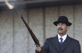 Irakiečiai pradeda ilgėtis šimtus tūkstančių nužudžiusio tirono