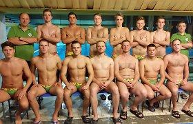 Į Europos čempionatą Lietuvos vandensvydininkai brausis per olandų barjerą