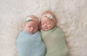 Šiauliuose pernai gimė net 31 dvynukų pora