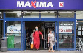 """Koronavirusu užsikrėtė 10 """"Maximos"""" parduotuvių darbuotojų"""