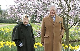 Princas Charlesas karalienės jubiliejui pradeda medžių sodinimo kampaniją