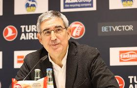 Jordi Bertomeu: apie Eurolygos vardinių kvietimų dalybas ir santykius su FIBA