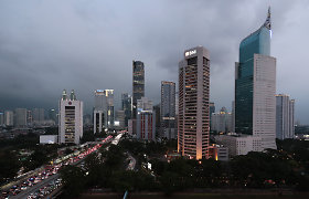 Indonezijos naujoji sostinė įsikurs rytinėje Borneo saloje