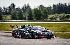 Baltijos automobilių sporto čempionatas BATCC: lietuvis vėl pagerino rekordą