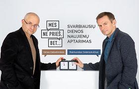 """""""Mes ne prieš, bet..."""": grėsmės Lietuvai, kurių nemato nei žvalgyba, nei kontržvalgyba"""