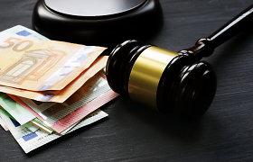 Už grasinimus policijos pareigūnei – teistumas ir solidi bauda