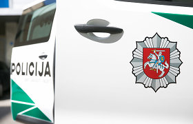 Avarija Kretingos rajone: atstumo nesilaikęs vairuotojas sukėlė avariją