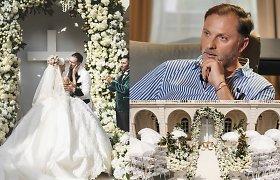 """1 mln. vertės vestuves puošęs M.Petruškevičius: """"Ne visiems tai tuštybių mugė"""""""