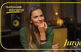 Jurga Šeduikytė apie naujausio albumo svarbą, baroką ir flirtą su elektronika | Muzikos salė ekrane