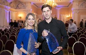 """Apdovanoti geriausi metų buriuotojai: į sceną lipo olimpiečiai, """"Ambersail 2"""" įgula ir jaunimas"""