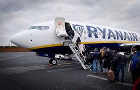 """Šaltiniai: """"Ryanair"""" skraidys tarp Vilniaus ir Kijevo"""