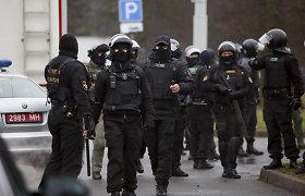 Minske antradienį sulaikyta 13 protestuotojų, sako milicija