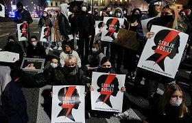 Žalieji siūlo sudaryti sąlygas Lenkijos gyventojoms nepageidaujamą nėštumą nutraukti Lietuvoje