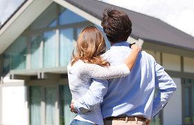 Jauna šeima kritikuoja prievolę susimokėti GPM pardavus būstą brangiau
