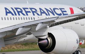 """Teismas: """"Air France"""" ir """"Airbus"""" privalo stoti prieš teismą dėl 2009 m. katastrofos"""