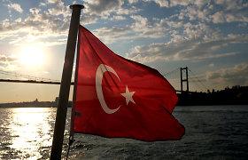 Turkija atnaujina dujų telkinių paieškas Viduržemio jūros rytinėje dalyje