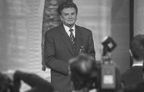 Mirė pirmasis LRT diktorius Juozas Baranauskas