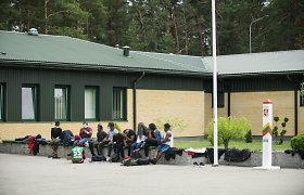 VRM prašo studentų pagalbos pasienyje, bet maisto ir nakvynės kol kas nežada