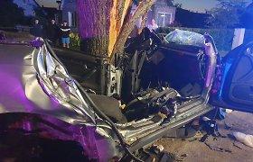 """Dviejų jaunuolių gyvybes nusinešusios avarijos liudininkas: """"Girtam kaltininkui velnias pakišo ne vieną pagalvę"""""""