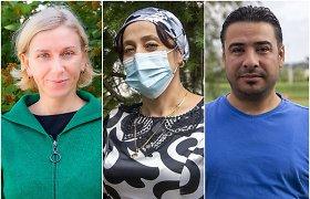 Prieglobstį rado Jonavoje: trijų šeimų istorijos, kaip iš namų išvarė karas