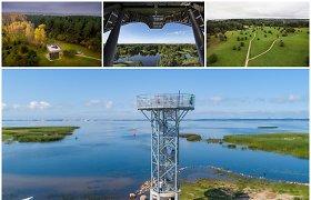 13 unikaliausių apžvalgos bokštų Lietuvoje: aukščiausiai atsidursite ne Birštone