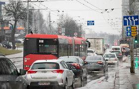 Nuo kovo 5 dienos – laikini eismo ribojimai Vilniaus Kareivių gatvės atkarpoje