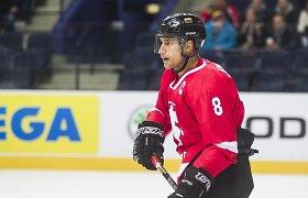 Ikisezoninėse NHL rungtynėse Dainiaus Zubraus klubas iškovojo trečią pergalę