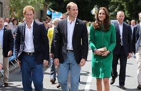 Princas Harry pareiškė: niekas iš jo šeimos netrokšta tapti karaliumi ar karaliene