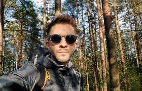 Silvestras Dikčius: net ir penkis kilometrus galima labai įspūdingai nueiti