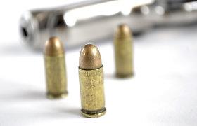 FNTT vykdė kratą kauniečio namuose – rastas neteisėtas ginklas