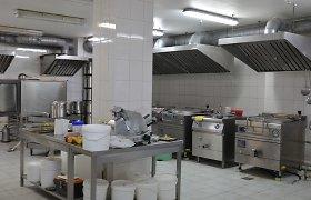 Kauno tardymo izoliatoriuje startuoja bandomasis nuteistųjų maitinimo projektas – atsisako maisto tiekėjų