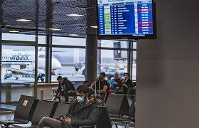 Rygos oro uosto pusmečio pajamos sunyko 44 proc., patirtas 9,4 mln. eurų nuostolis
