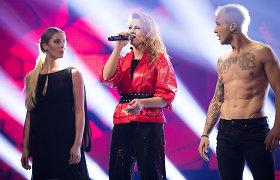 """Nesklandumai """"X Faktoriuje"""": vienai balsingiausių šou dalyvių pasirodymo metu sugedo mikrofonas"""