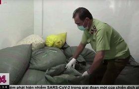 Neįprastas Vietnamo policijos grobis – 345 tūkst. panaudotų prezervatyvų