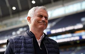 Atleistas Jose Mourinho jau susirado naują darbą