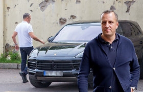 """TV žvaigždės vyras A.Čelkis nuteistas dėl pagrobto milijono: """"Aukščiausiajame Teisme teisybė bus atkurta"""""""