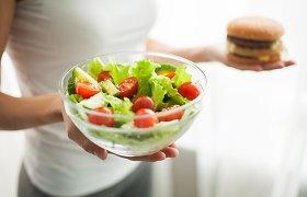 Gydytoja dietologė apie tai, koks greitasis maistas gali būti vertingas
