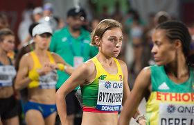 Lenkijos maratono čempionate – Monikos Bytautienės ir Igno Brasevičiaus rekordai