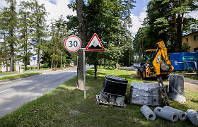 Šeimos parko projektas Lentvaryje įtinka ne visiems – nesutariama dėl medžių