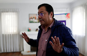 AVO: Bolivijos prezidento rinkimai buvo skaidrūs, L.Arce pergalė – legitimi