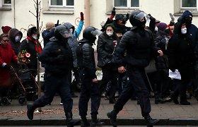 Europos Sąjunga paskelbė trečią sankcijų Baltarusijai paketą