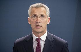 NATO vadovas: Rusijos ir Baltarusijos bendradarbiavimas kelia susirūpinimą
