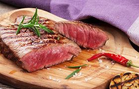 Mėsa iš Lietuvos pievų – tiesiai ant pirkėjų stalo