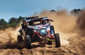Netikėta žinia: Dakare 2022 m. startuos naujas ekipažas iš Lietuvos – transporto priemonė neeilinė