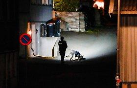 Žiniasklaida: išpuolio Norvegijoje metu sužeista lietuvė