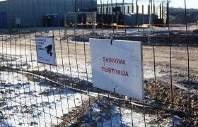 Šiaulių izoliatoriuje statybas vykdžiusi įmonė sako jas nutraukusi dėl finansavimo stokos