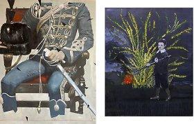 Viktoro Paukštelio miražai, sapnai ir dialogas su tradicija