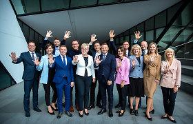 Konservatoriai pristatė kandidatus Vilniaus miestui: komanda su patirtimi ir veržlumu